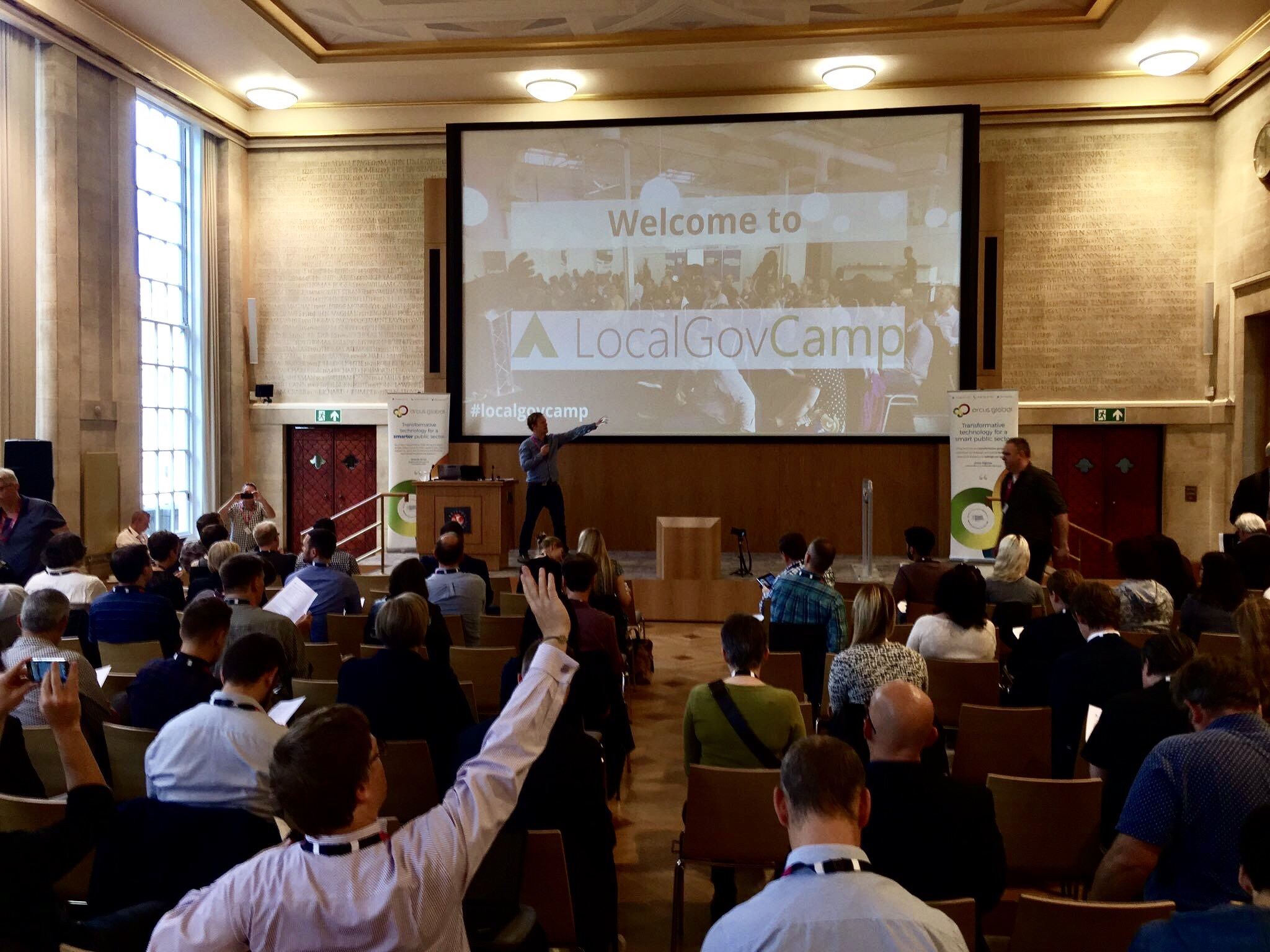 Welcome to LocalGovCamp
